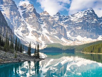 Reise in Kanada, Kanada