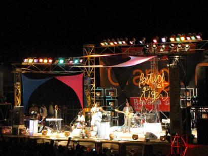 """Das """"Festival sur le Niger"""" in Ségou"""