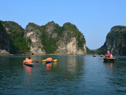 Reise in Vietnam, Das Land der Drachen aktiv erkunden