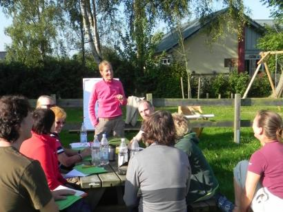 Reise in Deutschland,  Deutschland - Reiseleiter-Ausbildung mit Schwerpunkt Outdoor (Im Zeltcamp am Bodensee)