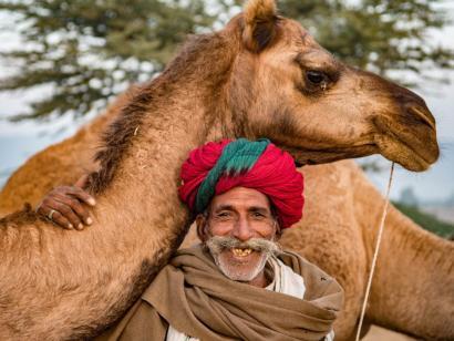 Die Höhepunkte Rajasthans mit der Kamera einfangen Unterwegs im Land der Maharadschas mit Kay Maeritz