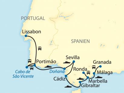 Die schönsten Küsten der Iberischen Halbinsel (2020)