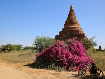 Reise in Laos, Akhamädchen in Kyaingtong