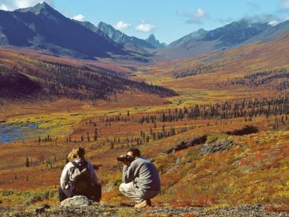 Durch die Wildnis des Yukon und Alaskas (Whitehorse – Anchorage) Abwechslungsreiche Wanderreise zwischen den höchsten Bergen Nordamerikas und den Fjorden im Süden