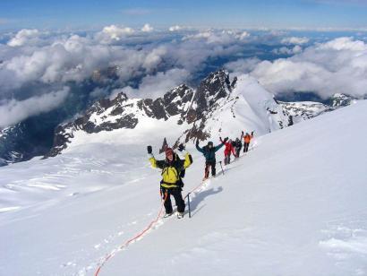 Eldorado Peak (2703m), Mt. Shuksan (2778m) und Mt. Baker (3282m) – Pilotreise Bergexpedition in den spektakulären Nordkaskaden