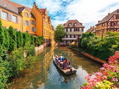 Reise in Frankreich, Elsass: Kultur & Genuss