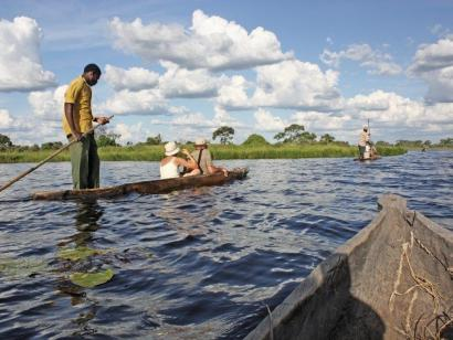 Entdeckungen im Safariparadies Abenteuerliche Mitmachsafari: Krüger, Hwange und Chobe NP sowie Okavango-Delta