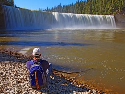 Reise in Kanada, Virginia Falls, Nahanni National Park