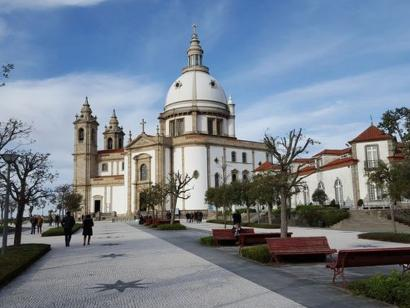 Reise in Portugal, Die Kathedrale von Braga in Portugal