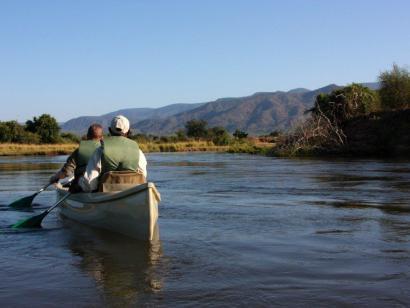 Entlang der Handelsroute Aktive Campingsafari mit Kanu, Schnorcheln und auf Pirsch