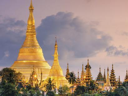 Reise in Myanmar, Myanmar