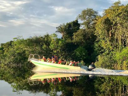 Reise in Brasilien, Unterwegs im Amazonas-Gebiet, Brasilien