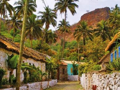 Reise in Kap Verde, Ribeira Grande de Santiago, Kapverden