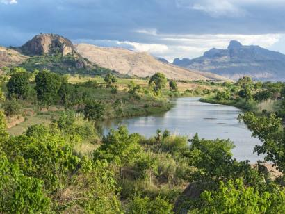Reise in Madagaskar, Andirngitra Massif, Zentral Madagaskar