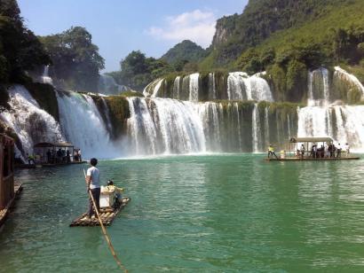 Reise in Vietnam, Goldene Reisfelder in Vietnam