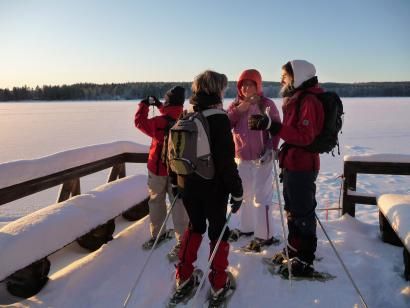 Reise in Schweden, Feiertage in Gammelbyn