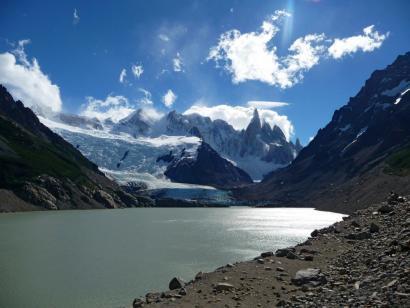 Reise in Argentinien, Torres del Paine