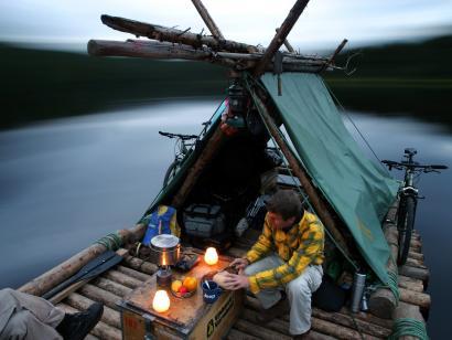 Reise in Schweden, Floßfahrten auf dem Klarälven - 8 Tage
