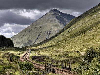 Reise in Vereinigtes Königreich, Fotoreise Glencoe & Westhighlands