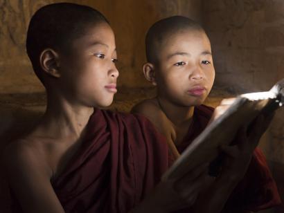 Reise in Myanmar, FOTOREISE MYANMAR: Mit dem Fotografen Frank Müller in ein faszinierendes Land