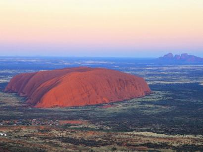 Reise in Australien, Känguruboxen in den Australischen Outbacks