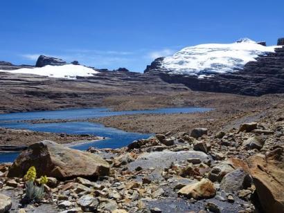 "Reise in Kolumbien, Gletscherzauber in den Anden bis zur ""Verlorenen Stadt"""