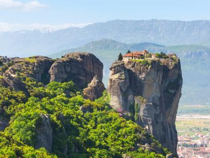 Reise in Griechenland, Griechenland: Höhepunkte im Norden