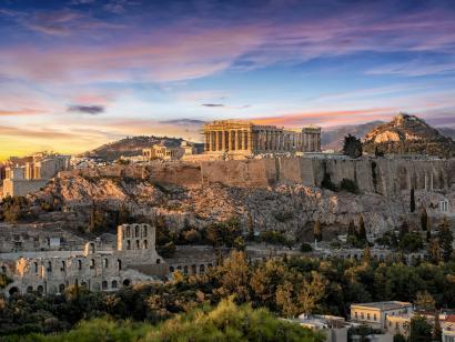 Reise in Griechenland, Griechenland: Mit Flair