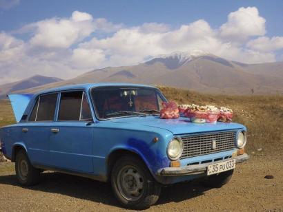 Reise in Armenien, Große Seidenstraße Teil 1, 2 und 3 Vom Kaukasus zum Tienschan–7 Länder und unfassbare 9000km in 49Tagen lassen Traveller-Herzen höher schlagen