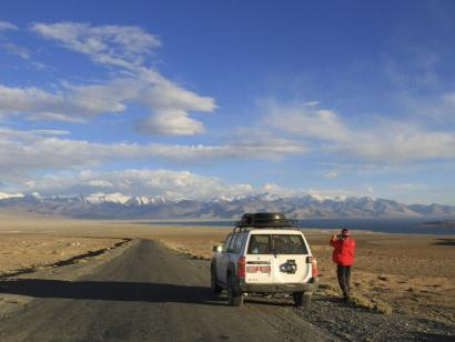 Reise in Tadschikistan, Pamir Highway