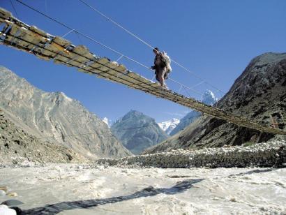 Großes Karakorumtrekking Concordia und K2 Trekkingklassiker zu den 8000ern im Karakorum mit Überschreitung des Gondogoro La
