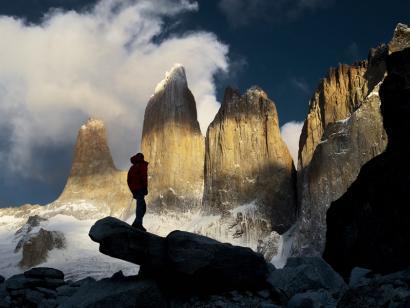 Reise in Chile, Las Torres_Torres del Paine Nationalpark