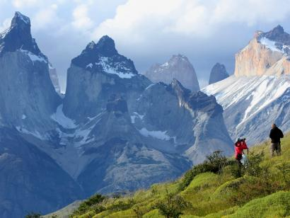 Reise in Chile, Los Cuernos_Torres del Paine Nationalpark