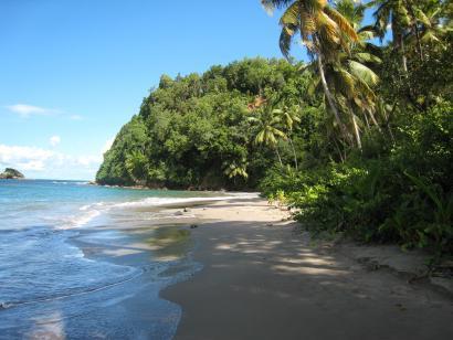 Reise in Guadeloupe, StrandaufDominica.jpg
