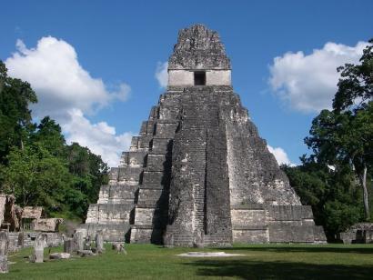 Reise in Guatemala, k-Tikal_tempel.JPG