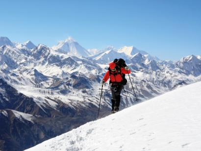 Reise in Nepal, Himalaya-Expedition zum Himlung (7126m) Expeditionsreise