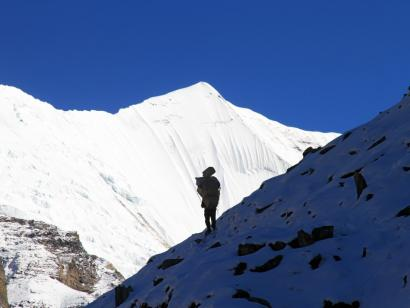 Reise in Nepal, Himalaya-Expedition zum Putha Hiunchuli (7246m) Expeditionsreise