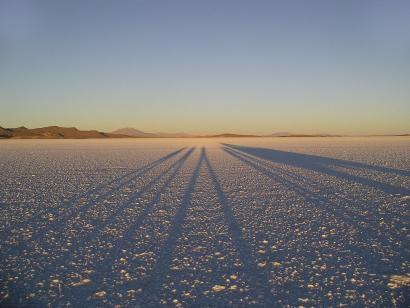 Reise in Argentinien, Salar de Uyuni