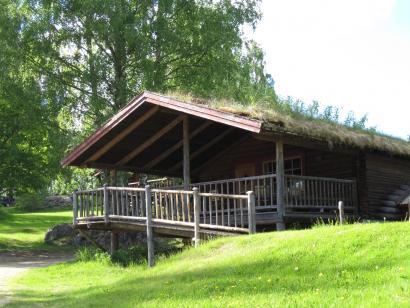 Reise in Schweden, Hüttenmiete Gammelbyn Sommer