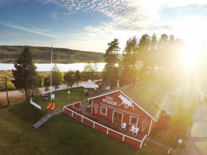 Reise in Schweden, Hüttenwoche Idre