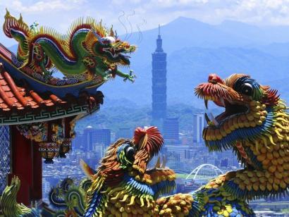 Reise in Taiwan, Trekking in Taiwan