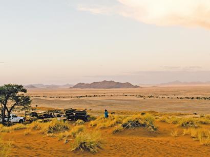 Reise in Namibia, African Explorer Namibia