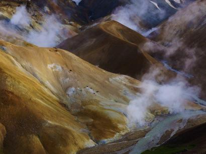 Reise in Island, Die Gletscherlagune Jökulsarlon