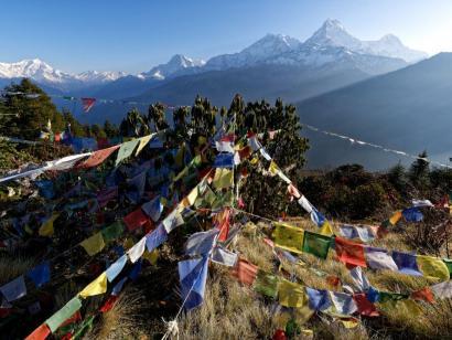 Im Herzen des Himalaya Klassische Wanderreise zum Poon Hill für Nepaleinsteiger und die kulturellen Höhepunkte des Landes entdecken