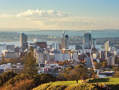 Reise in Neuseeland, Neuseeland