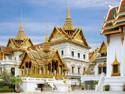 Reise in Thailand, Traditionelle Schirme in Chiang Mai