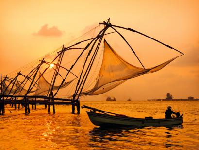 Reise in Indien, Indien: Höhepunkte Südindiens