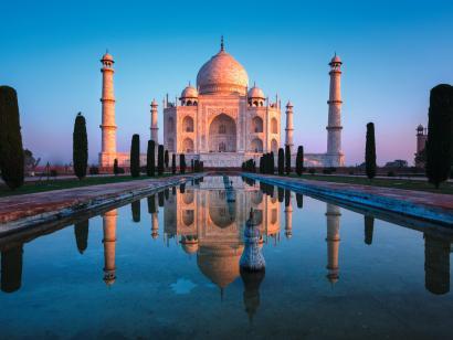 Reise in Indien, Indien & Nepal: Höhepunkte