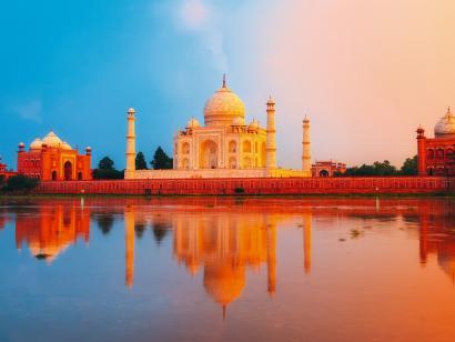 Reise in Indien, Indien: Sternstunden