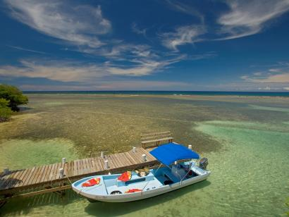 Reise in Belize, South Water Caye